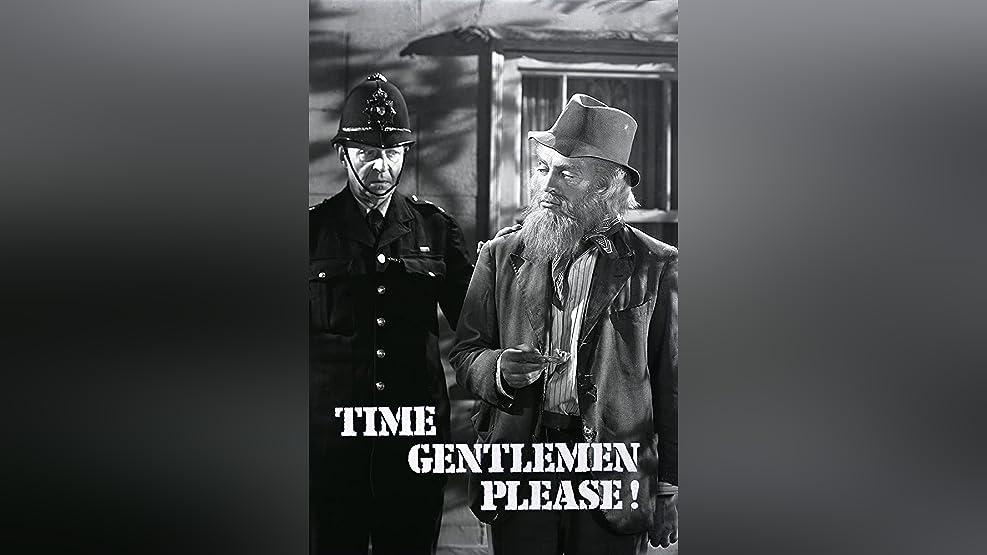 Time Gentlemen Please!