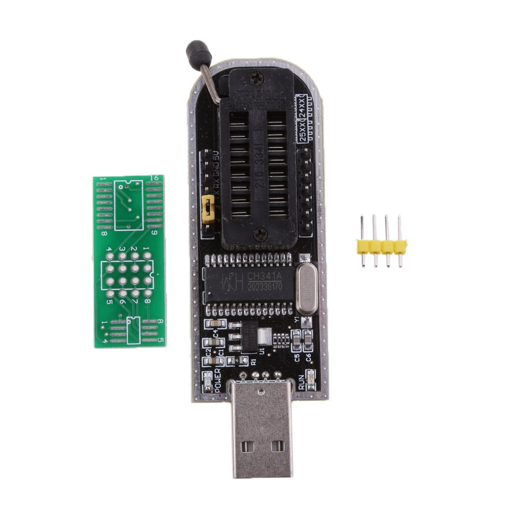 MonkeyJack Electronic Module Board USB Programmer Support 24 EEPROM and 25 SPI flash by MonkeyJack (Image #7)