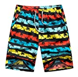 Quick-Drying Beach Pants Swimming Big Pants Couple Shorts Swimming Trunks