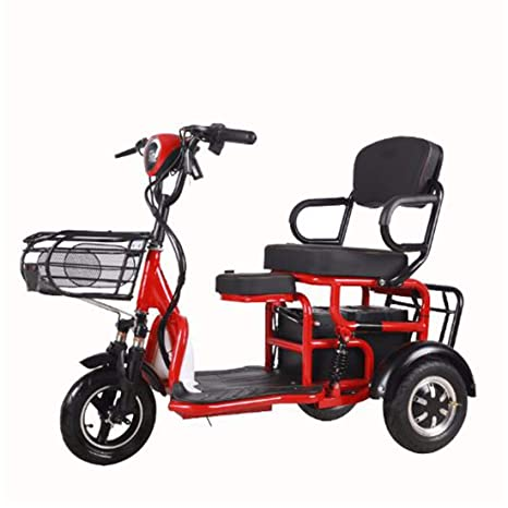 Quino Triciclo eléctrico para adultos Patinete de movilidad ...