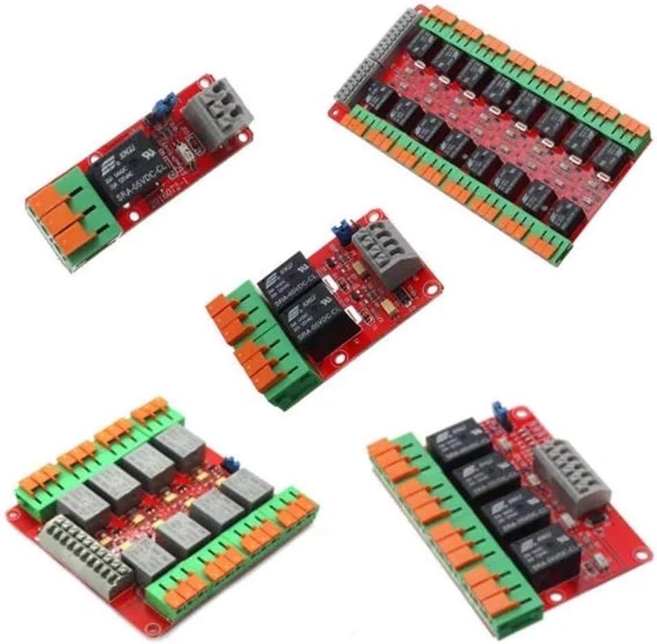 HDHUA Modification Accessories Channel 20A Relay 1//2//4//8//16 Control Module for Arduino UNO R3 Raspberry Pi 4CH