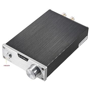 ammoon S.M.S.L SA-98E Mini Portátil Estéreo de Alta Fidelidad 160W Digital Potencia de Audio