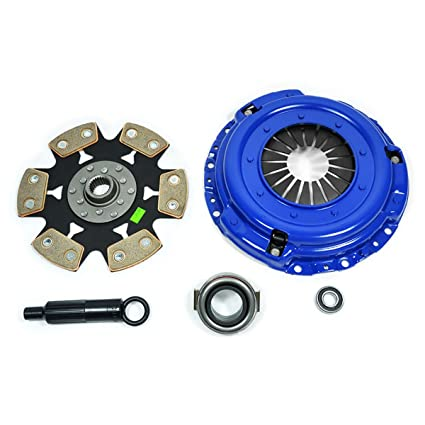 Amazon.com: PPC RACING STAGE 4 CLUTCH KIT MITSUBISHI 3000GT VR4 DODGE STEALTH R/T TWIN TURBO: Automotive