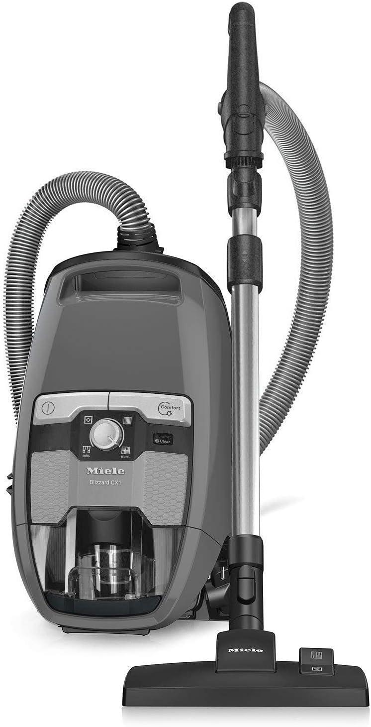 Miele Blizzard CX1 - Aspirador sin bolsa de succión pura, gris ...