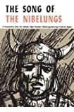 The Song of the Nibelungs: A Verse Translation from the Middle High German Nibelungenlied (Refiguring English Studies)