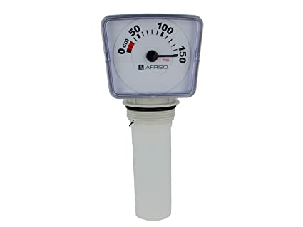 Amazon.com: Afriso Mechanical Float Operated Tank Contents Gauge for 1-1/2