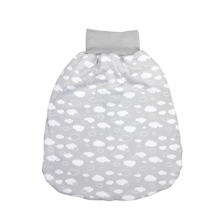 TupTam Baby Unisex Strampelsack mit breitem Bund Wattiert
