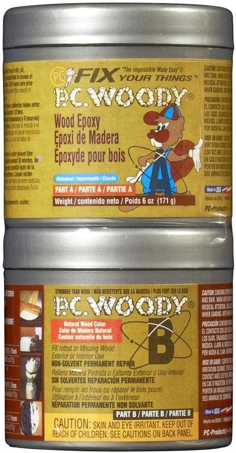 Protective Coating Wood Repair Epoxy