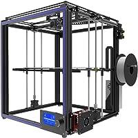 KinshopS TRONXY X5S Kit d'imprimantes 3D en aluminium pour imprimante grand format 330 x 330 x 400 mm Noir