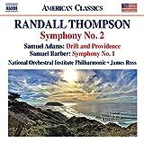 Randall Thompson: Symphony No. 2