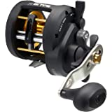 Piscifun Salis X Trolling Reel - 6.2:1 High Speed Round Baitcasting Reel, 37Lbs Max Drag Fishing Reel with Powerful Handle, I