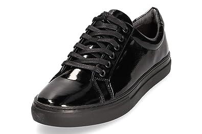 Vagabond Herren Paul Sneaker Low Schwarz Gr. 42: