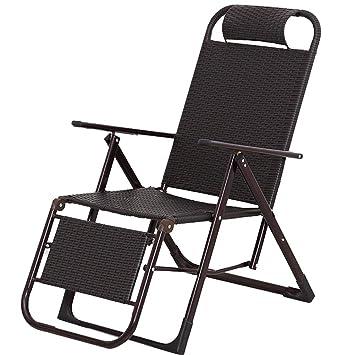 Mecedora, Silla Silla de mimbre sillones reclinables ...