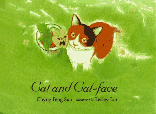 Cat and Cat-Face