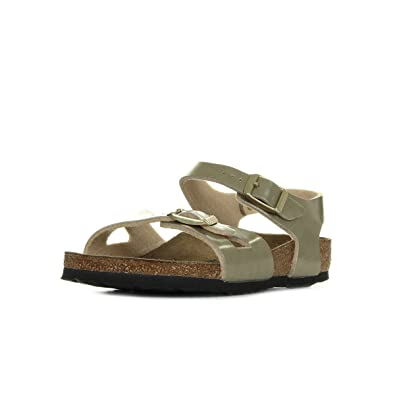 37c353948a5 Birkenstock Girls  Rio Ankle Strap Sandals  Amazon.co.uk  Shoes   Bags