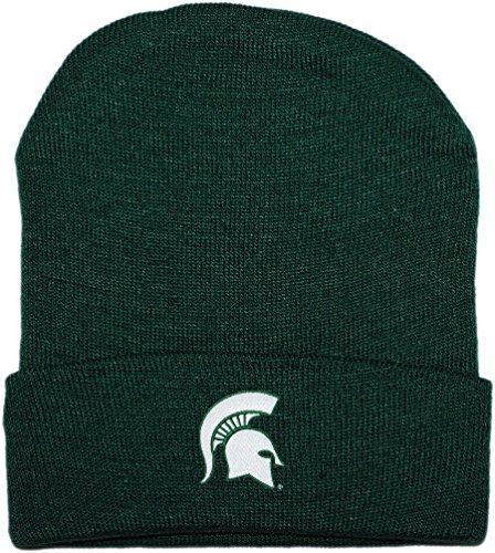 (Michigan State University Spartans Newborn Knit Cap)