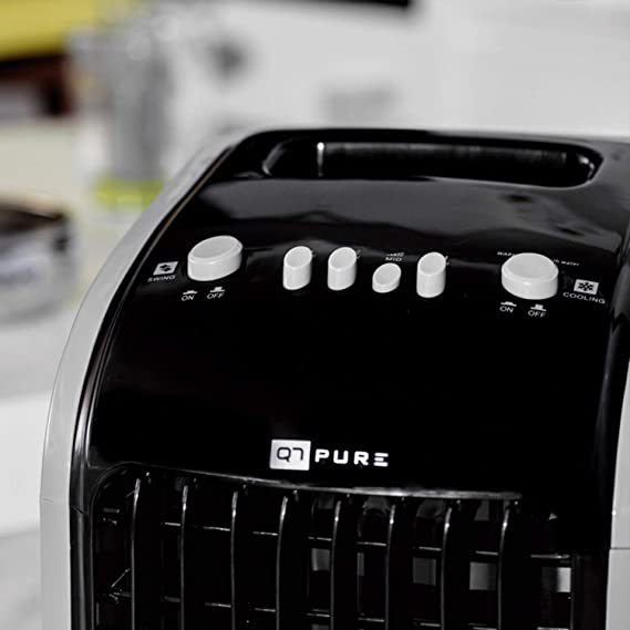 Novohogar Acondicionador de Aire Frío Portátil Q7 Pure 3 en 1 ...