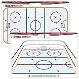 Fox 40 SmartCoach Pro Rigid Carry Coaching Board - Ice Hockey