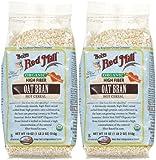 Bob's Red Mill Organic Oat Bran Cereal (2x18 oz.)