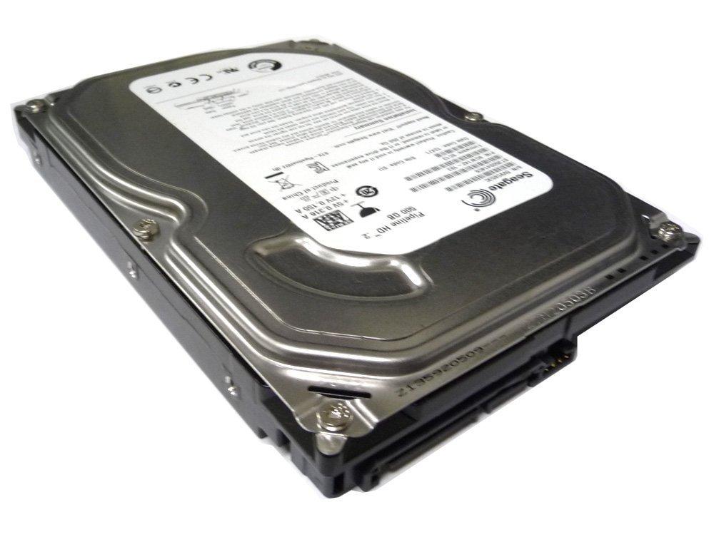 Seagate Pipeline HD ST3500414CS 500GB 5900RPM 16MB Cache SATA II 3.0Gb/s 3.5'' Internal Hard Drive (PC, RAID, NAS, CCTV DVR) [Certified Refurbished] -w/1 Year Warrany
