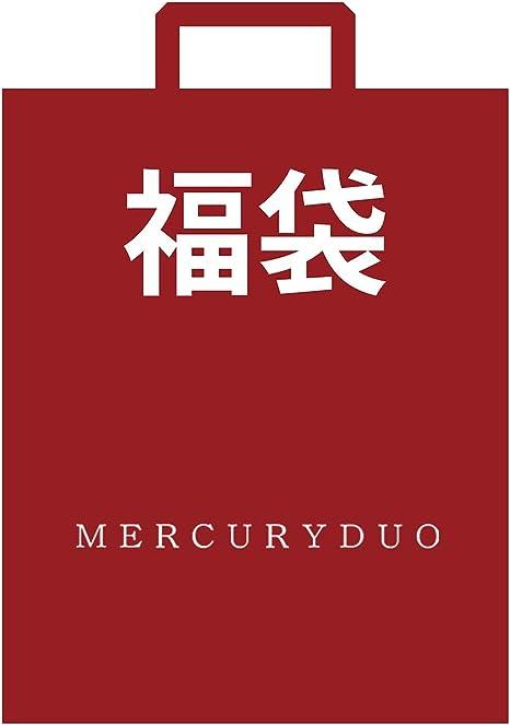 Amazon | [マーキュリーデュオ] 福袋 【福袋】4点セット レディース ...