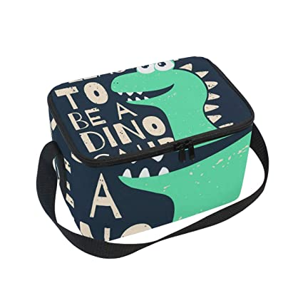 173a830adfc0 Amazon.com: FORMRS Lunch Box Insulated Lunch Bag Large Cooler Funny ...