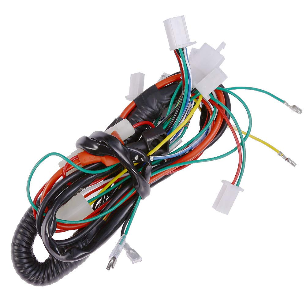 50cc 4 Wheeler Wiring Diagram