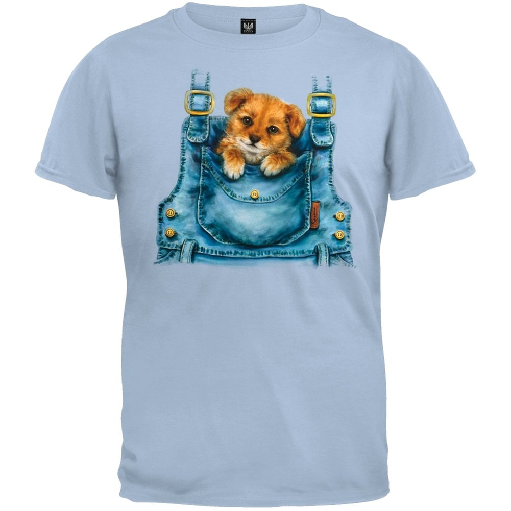 Pocket Puppy Youth T-Shirt - X-Large(18)