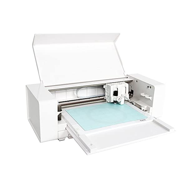 Best Silhouette Machine For Thick Materials: Silhouette Curio