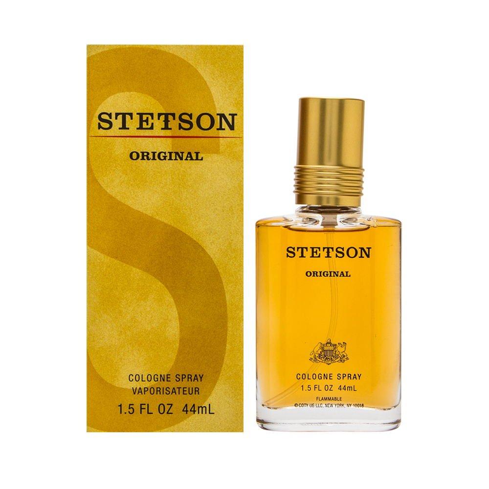 Stetson by Coty For Men's Eau De Cologne 1.5 FL OZ 44 ML