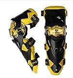 レーシングプロテクター バイクプロテクター ツーリングプロテクター ハードエルバーガード アームガード ガード 膝用 ひざ ニーシンガード 2個セット 耐衝撃性高い 転倒防護 安全