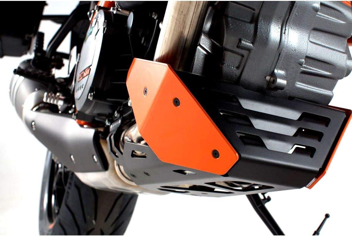 for 14-19 KTM 1290SDRABS Orange//Black SW-Motech Front Spoiler