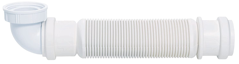 Wirquin 31160002 Senzo Siphon 11//2 Diam/ètre 40 mm