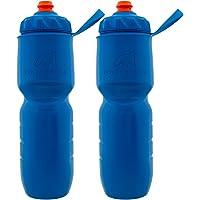 2-Pack Zip Stream Insulated 24oz Polar Bottles
