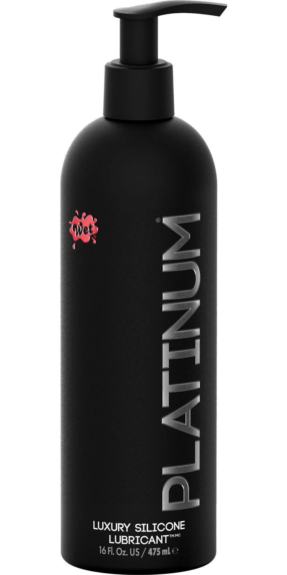 Wet Platinium Concentrated Lubricant 15.7 oz by Wet