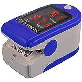 Finger Pulse Oximeter - CMS 50DL - Blue