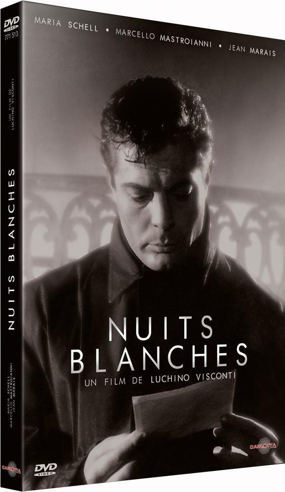 Nuits blanches de Luchino Visconti, adapté de Dostoïevski 61EQTgD7AZL._SL1000_