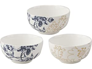 "3 x 3/½ V/&A /""Palmer/'s Silk/"" Fine China Sugar Bowl by Creative Tops 7 x 9.3 cm"