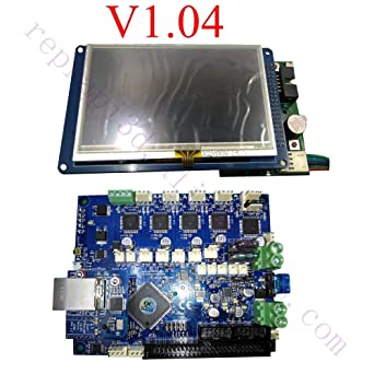 Amazon com: Zamtac Latest V1 04 Duet 2 Ethernet Controller