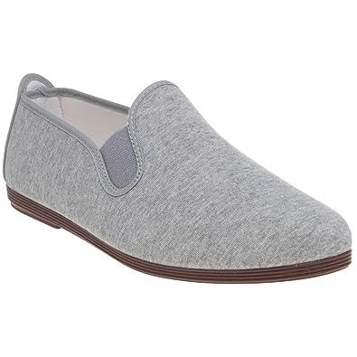 Flossy Alfaro Herren Schuhe Grau: : Schuhe