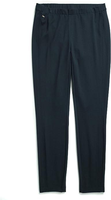 Tommy Hilfiger Mujer 7695273 Pantalones De Vestir Casuales Azul X Small Amazon Es Ropa Y Accesorios