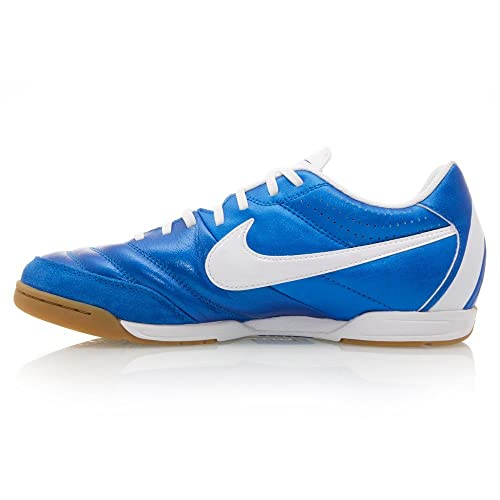 639441605 Nike Tiempo Natural IV LTR IC - Mens Indoor Soccer Shoes (Soar White ...