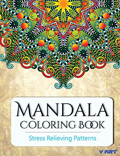 Mandala Coloring Book Coloring Books For Adults Stress