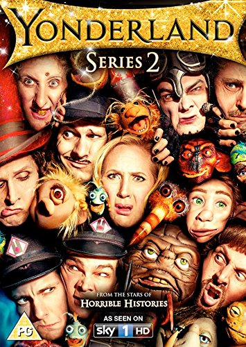 Yonderland - Series 2 ( Yonder land - Series Two ) [ NON-USA FORMAT, PAL, Reg.0 Import - United Kingdom ]