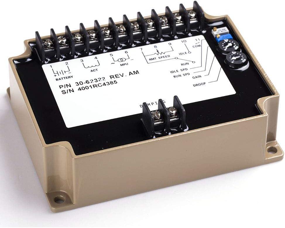 1PCS Brand New Speed Controller EFC3062322 Generator 12-24V