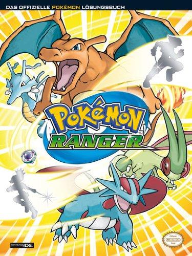 Pokémon Ranger - Das offizielle Pokémon Lösungsbuch