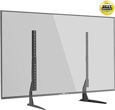 Vimyd - Soporte de pie universal para televisor con pantalla plana LCD, para pedestal de 55 a 65 pulgadas: Amazon.es: Electrónica