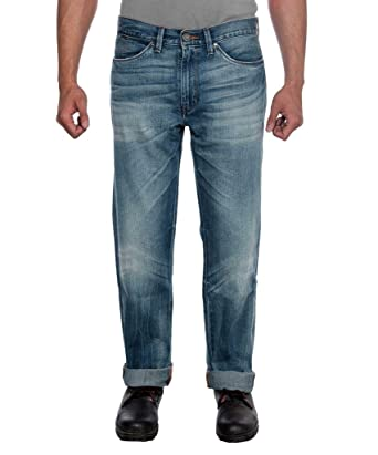 04b9738d Levi's Redloop Men Blue Jeans: Amazon.in: Clothing & Accessories