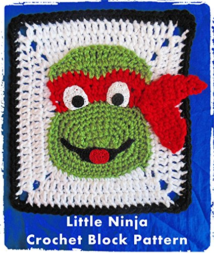 ninja turtle knitting pattern - 4