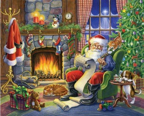 [해외]버몬트 크리스마스 회사 버릇없는 또는 좋은 강림 달력/Vermont Christmas Company Naughty or Nice Advent Calendar